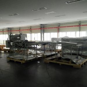 DESERT photovoltaic machinery delivered to first brazilian customer