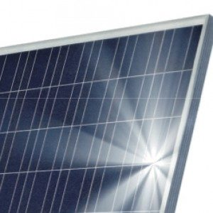 Desert solar modules – sandblasted and best choice for desert heat