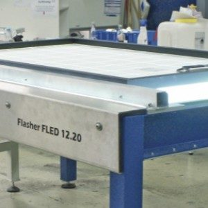 LED Flasher – turnkey pv line equipment